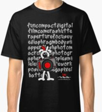 Red - The New Guy - funcompactdigitalcamera .. Classic T-Shirt