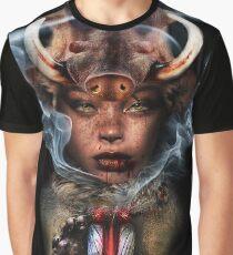 Queen Scar Graphic T-Shirt