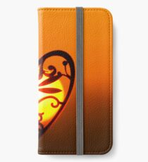 Love the Sun iPhone Wallet
