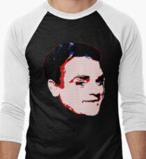 Jimmy Cagney - Pop Art Men's Baseball ¾ T-Shirt