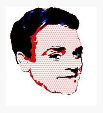Jimmy Cagney - Pop Art Photographic Print