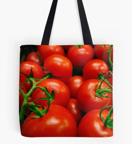 A Crop of Tomatoes  Tote Bag
