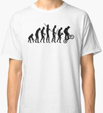 Evolution of bmx Classic T-Shirt