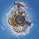 Planet Glasgow by David Alexander Elder