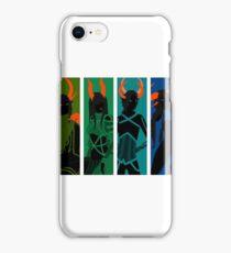 Homestuck Trolls new iPhone Case/Skin