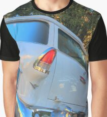Demented Parking in Suburbia Graphic T-Shirt
