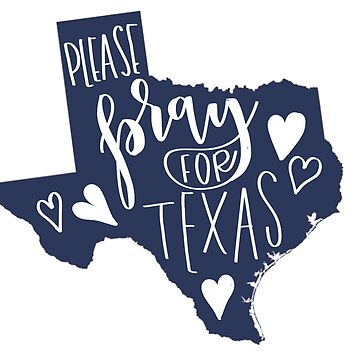 Pray For Texas by dotandink