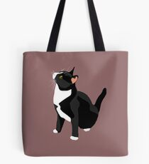 Tarzan the Cat  Tote Bag