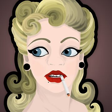 BLONDE BOMBSHELL by lmlm6819