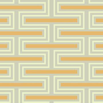 Geometric Pattern: Offset Brick by redwolfoz