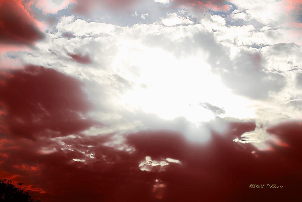 Blood Sky by Pat Moore