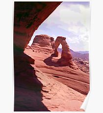 Delicate Arch (2) Poster