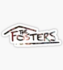 The Fosters Logo Design Sticker