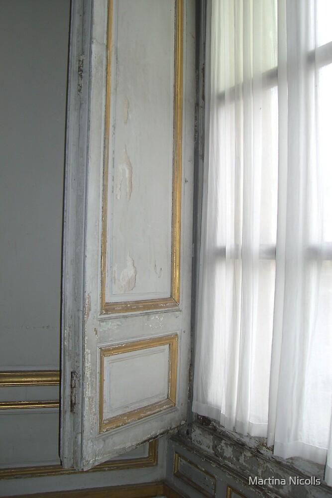 White Window by Martina Nicolls
