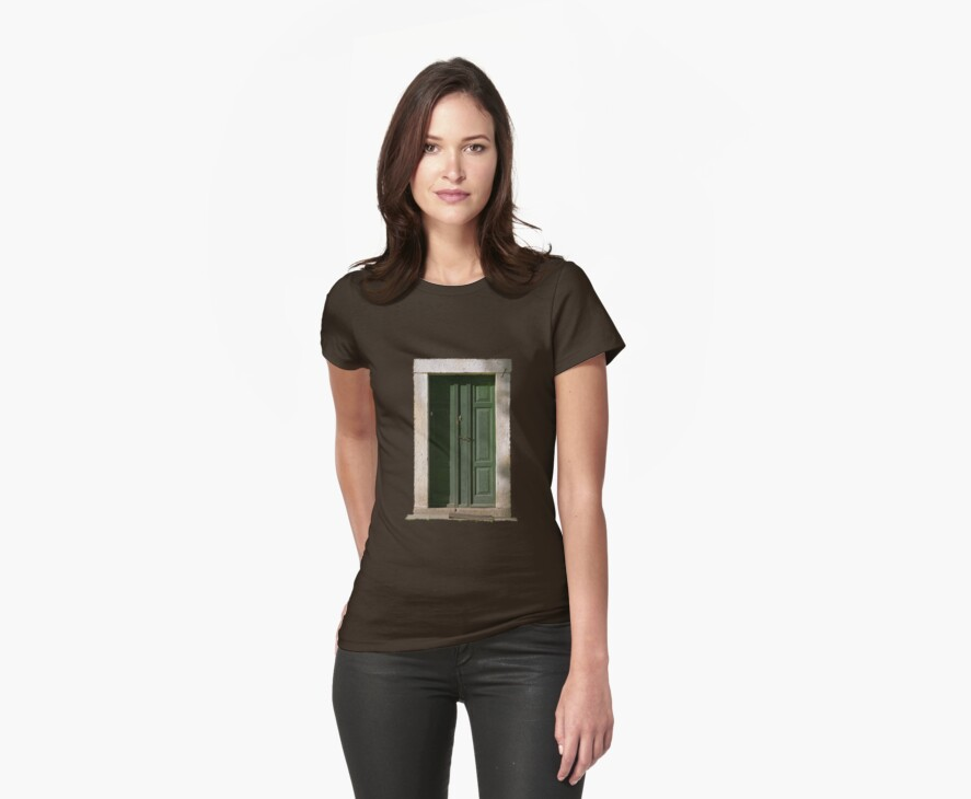 House Nr. 3 (T-Shirt) by Lenka