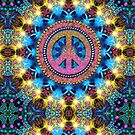 Groovy Peace Love by webgrrl