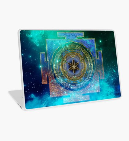 Yantra Mandala Magical Sky Laptop Skin