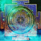Yantra Mandala Magical Sky by webgrrl