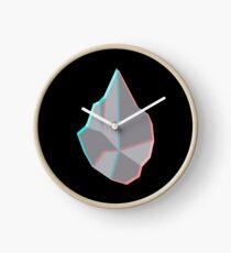 Black Iceberg Clock
