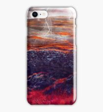 Exoplanet Storm iPhone Case/Skin