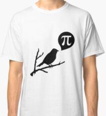 Bird Pi Classic T-Shirt