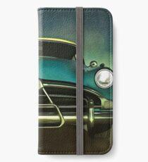 Old-timer Hudson Hornet iPhone Wallet/Case/Skin