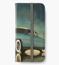 Hudson Hornet oldtimer iPhone Wallet/Case/Skin
