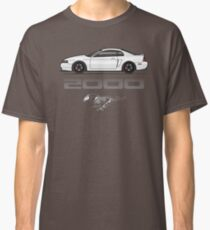 White 2000 Classic T-Shirt
