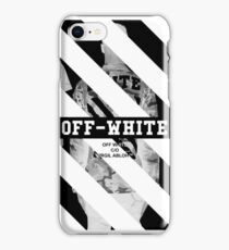 Off-white iPhone Case/Skin