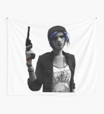 Chloe Price - Mediocre People - Life is Strange Wall Tapestry