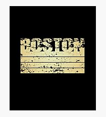 Boston Photographic Print