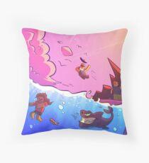 Island Empire - Ocean Throw Pillow