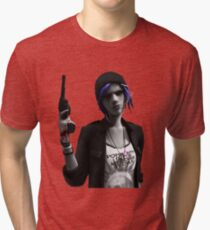 Chloe Price - Mediocre People - Life is Strange Tri-blend T-Shirt
