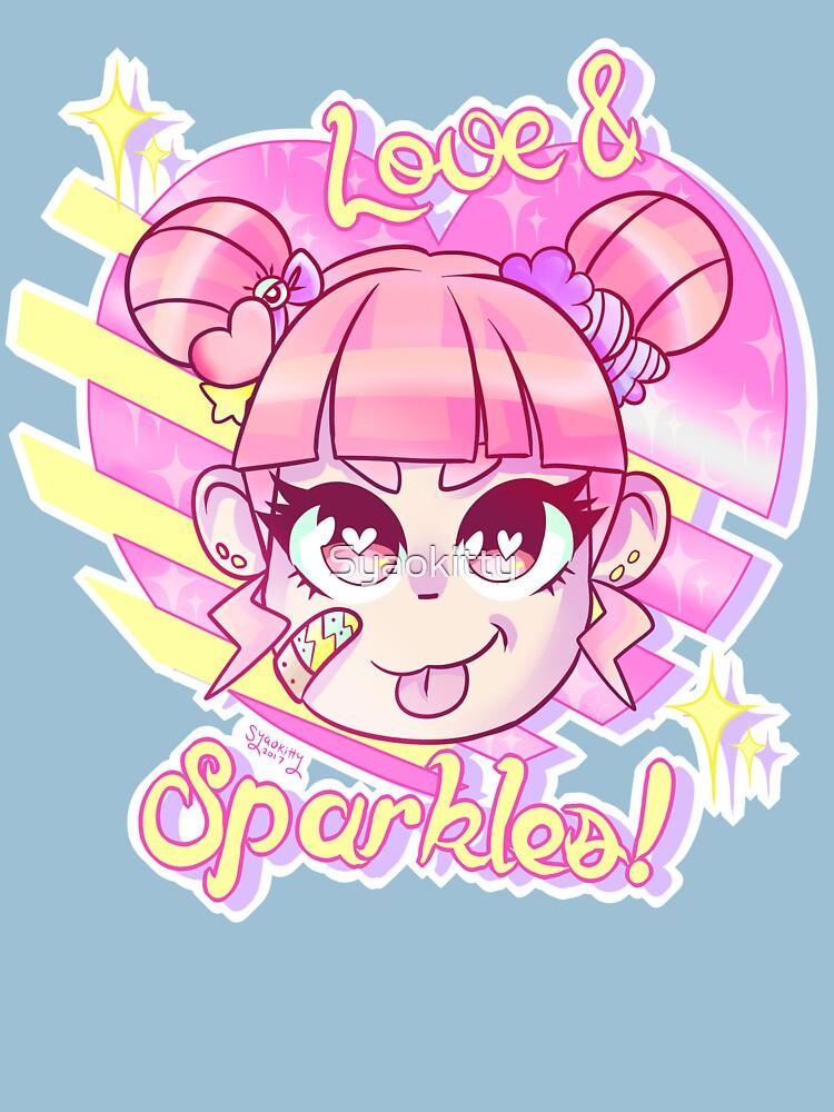 Love & Sparkles! by Syaokitty