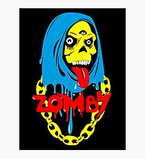 Zomby color  Photographic Print