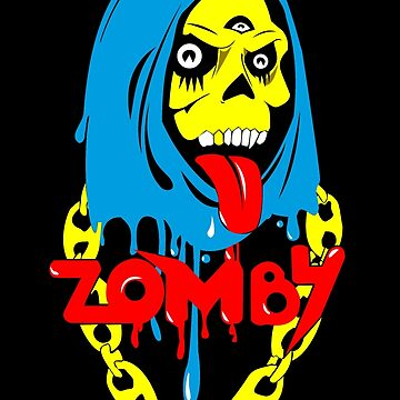 Zomby color  by Eclecto