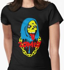 Zomby color  Women's Fitted T-Shirt