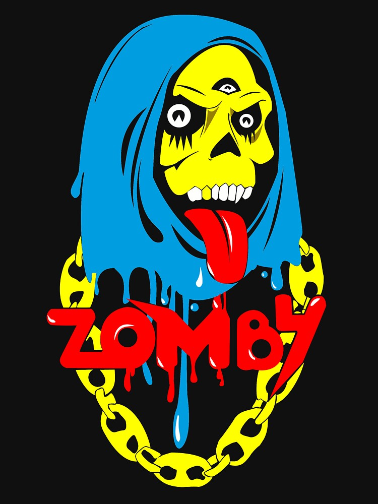 Zomby color  | Unisex T-Shirt