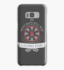 Living End Life Samsung Galaxy Case/Skin