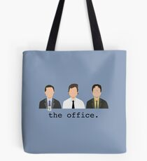 Jim, Dwight, Michael- The Office Tote Bag