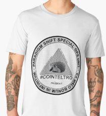 #COINTELTRO FEPE BADGE Men's Premium T-Shirt