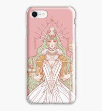 Queen of the Jackals iPhone Case/Skin