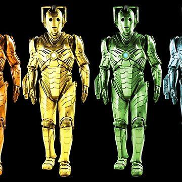 Cyberman Spectrum by gelfmattman