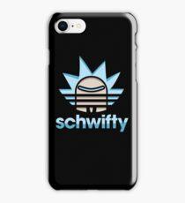 SCHWIFTY T-SHIRT iPhone Case/Skin