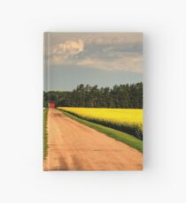 """""""Growing for Gold"""" Hardcover Journal"""