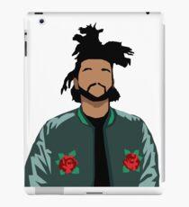 Weeknd Roses iPad Case/Skin