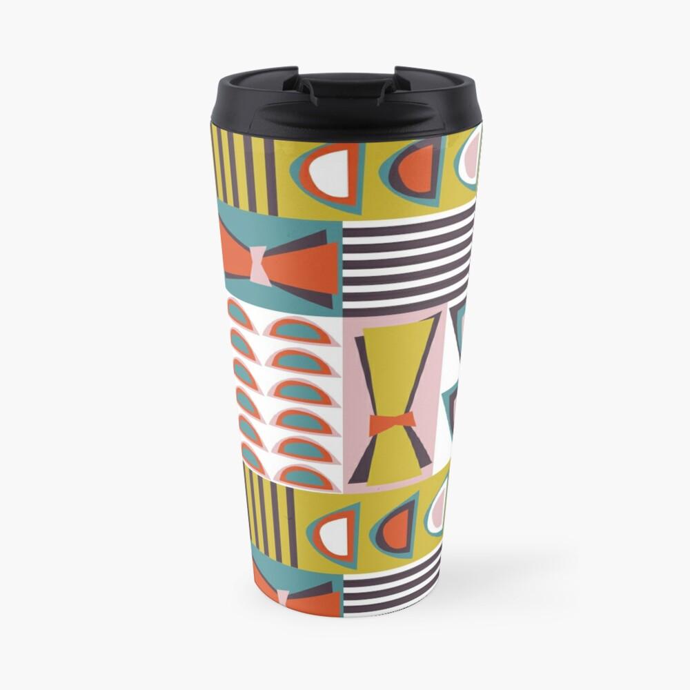 60's Lounge Travel Mug