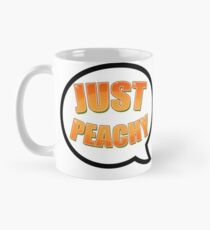 Just Peachy Mug
