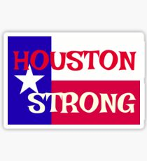 "Lone Star ""Houston Strong"" Sticker"