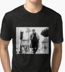 Bullit - Steve McQueen Tri-blend T-Shirt